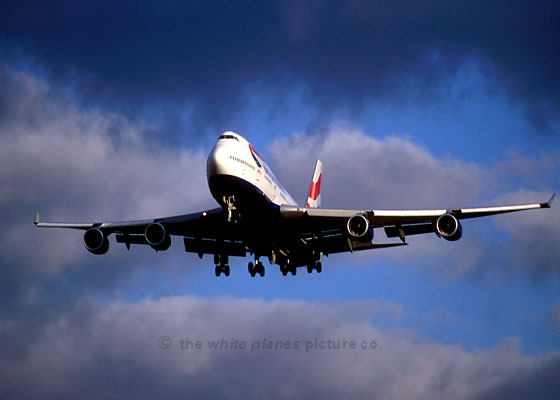 740033 – British Airways Boeing.747-400