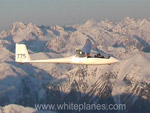 Gliding in the Pyrenean Mountains - click a format on the right