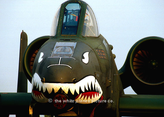 A10A0001 – Fairchild A-10A Thunderbolt 2